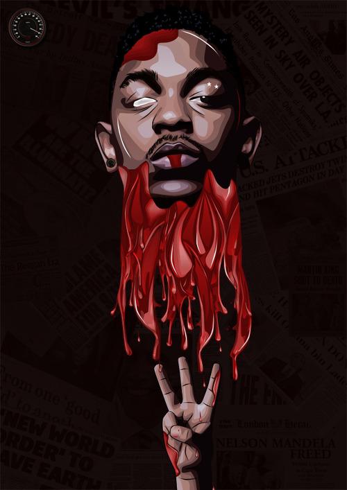 Kendrick Lamar X 94mph By 94 Mph