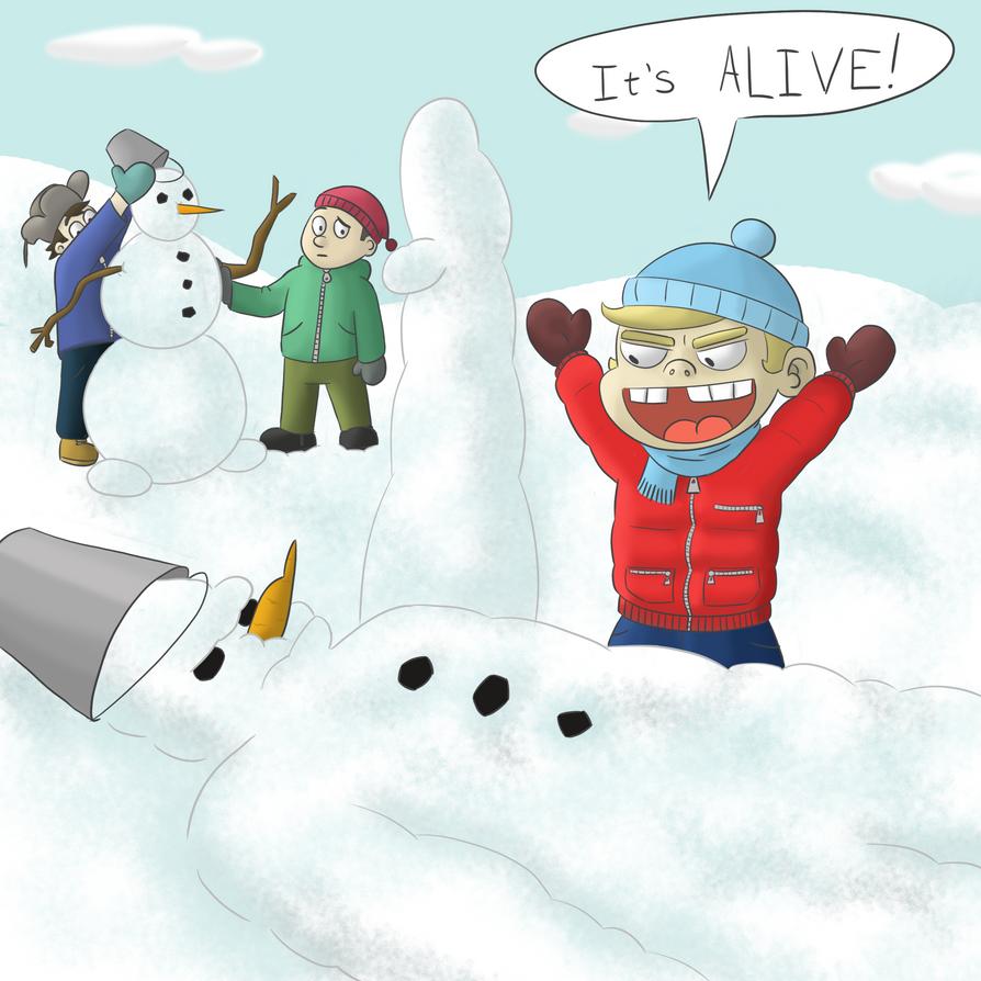 Snowenstein by PicassoProtege