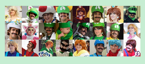 Cosplay Collage ID
