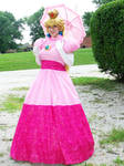 Peachy Goodness by BeCos-We-Can-Cosplay