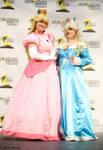Princess Peach and Rosalina 'Stealth Con 2016'