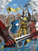 ASOIAF- The Trident by Thinkerman