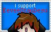 I support EeveeUtauDesu Stamp by EeveeUtauDesu