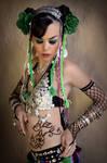 Arabian Dancer by rafaelmesa
