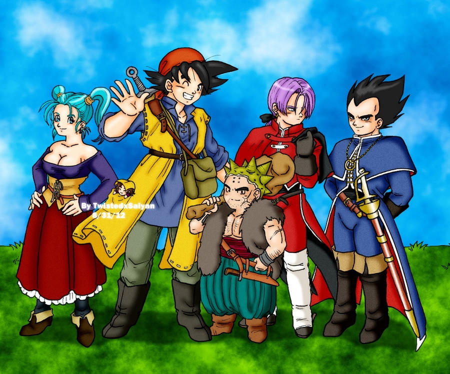 Dragon Quest 8 Weapons List – HD Wallpapers