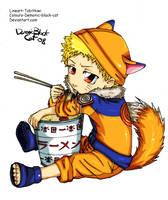 Noodles-Tobitkiwi by demonic-black-cat