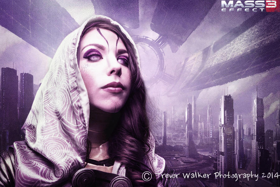 Quarian Unmasked Tali unmasked by