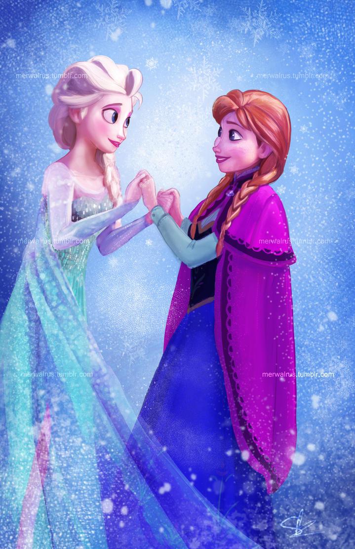 sisters frozen