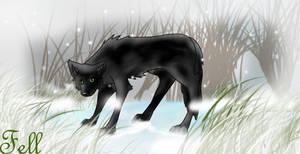 Fell by demonic-black-cat