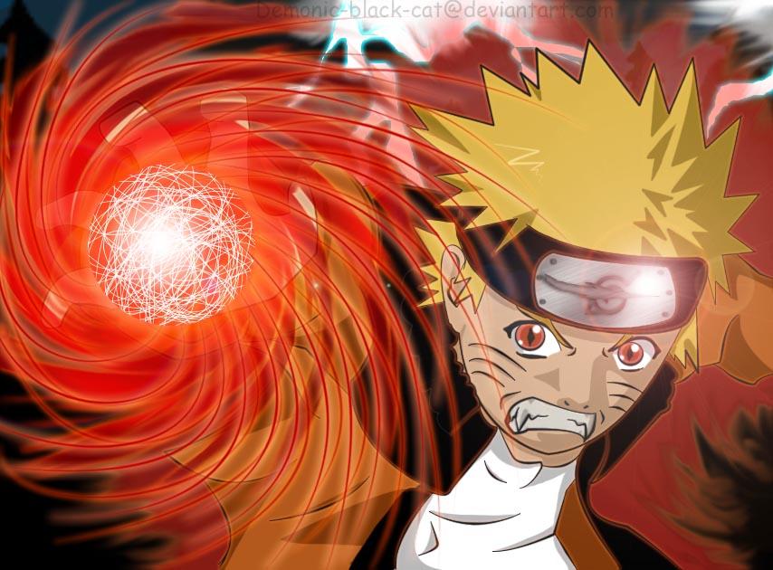 Naruto rasengan by