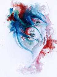 she collapsed by agnes-cecile