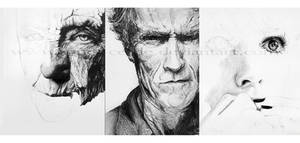portraits time by agnes-cecile