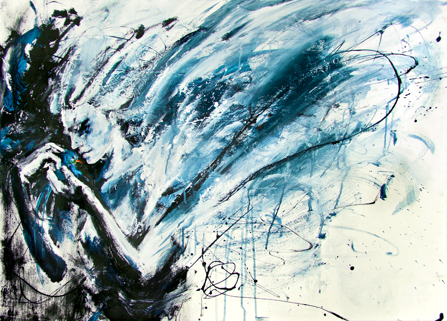 some years ago, in the summer by agnes-cecile