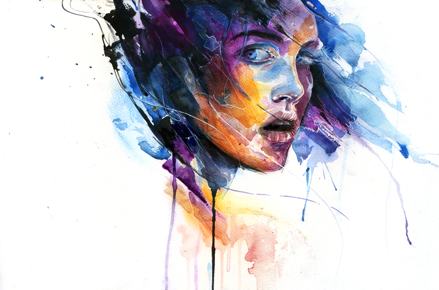 sheets of colored glass by agnes-cecile on DeviantArt