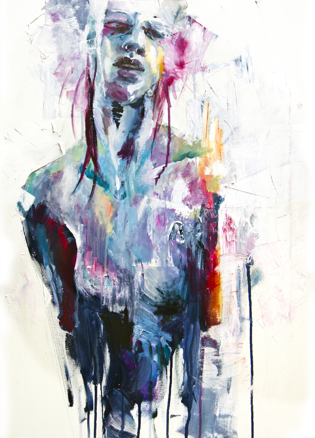 nothing is enough by agnes-cecile