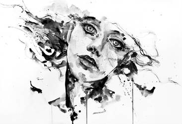 swallow's tail by agnes-cecile