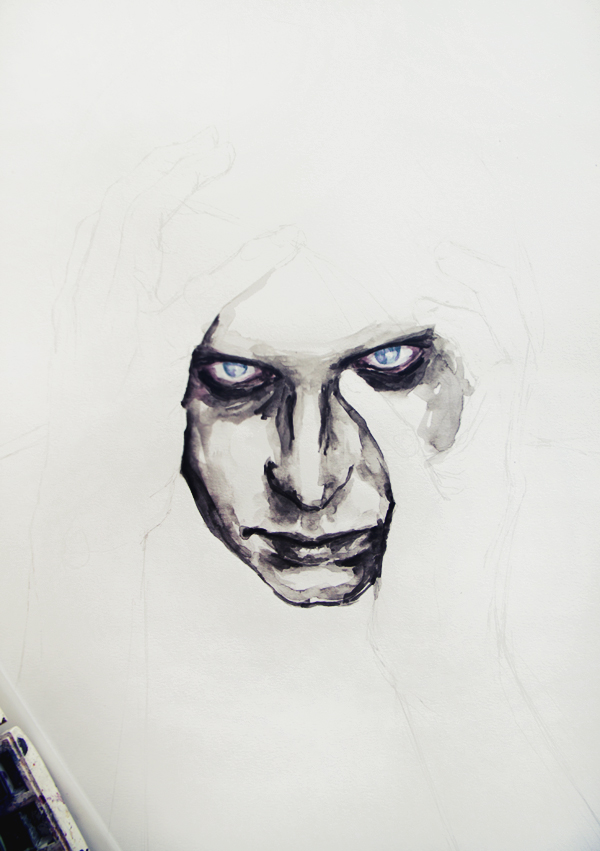 wip - detail by agnes-cecile