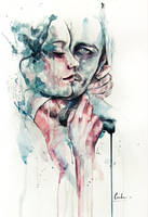 Forever yours, Freckles by agnes-cecile