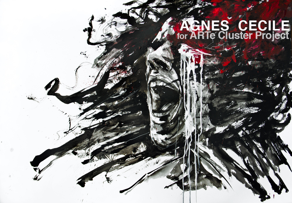 The pain of cluster headache by agnes-cecile on DeviantArt