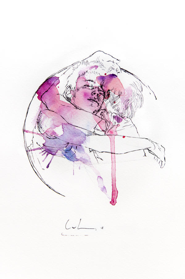 circles - brothers by agnes-cecile