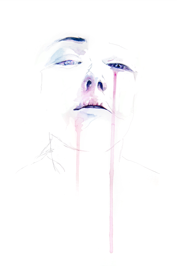 you have to stay, do nothing by agnes-cecile