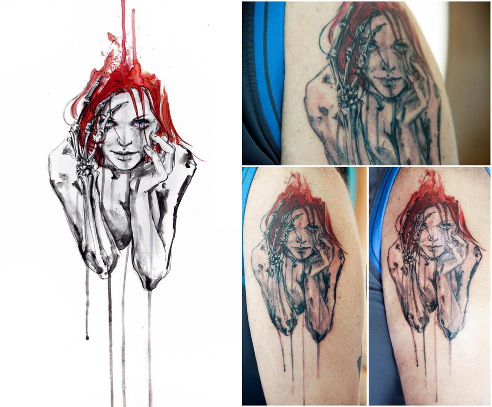 Sexual tattoo designs