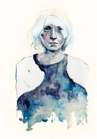 tomorrow's final crash by agnes-cecile