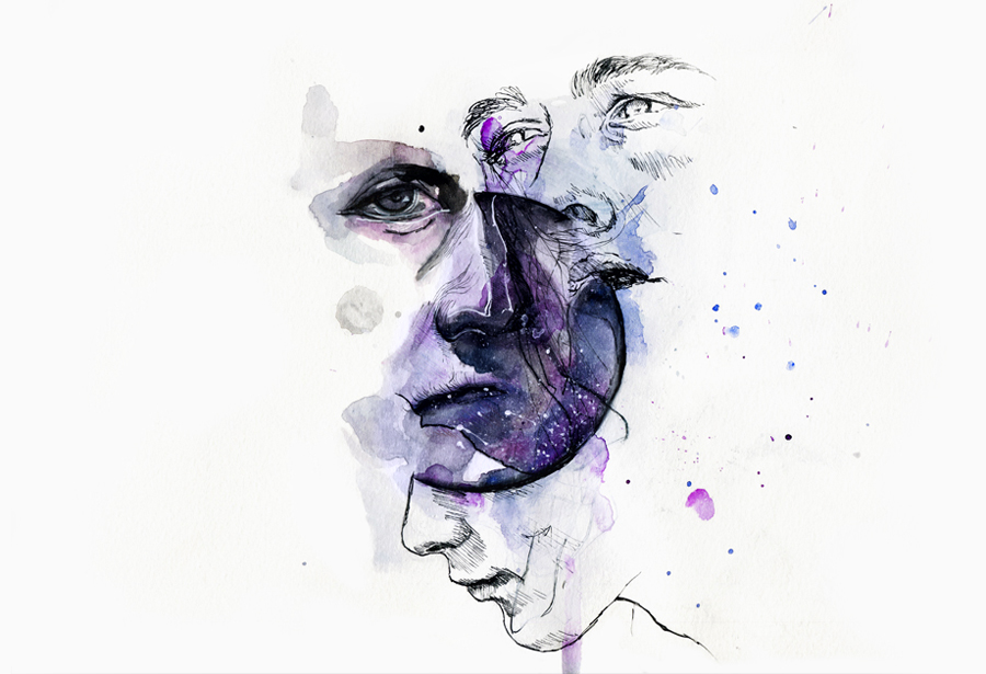 lacking stability by agnes-cecile