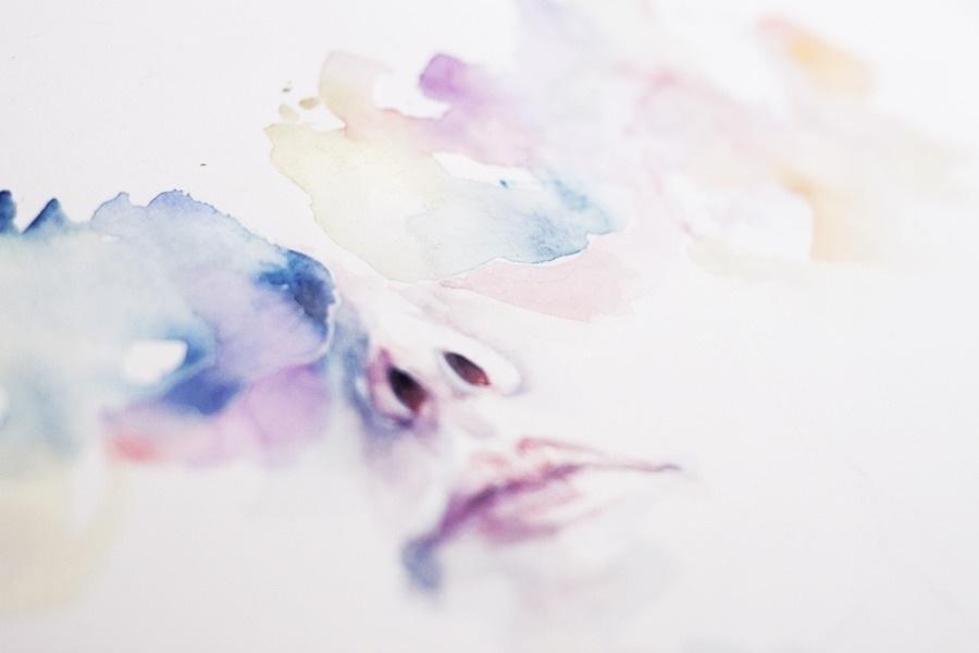 Detail - tutta la luce negli occhi by agnes-cecile