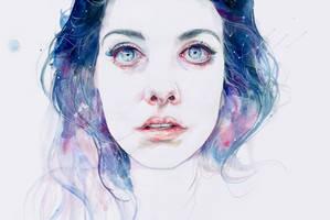miss universe by agnes-cecile