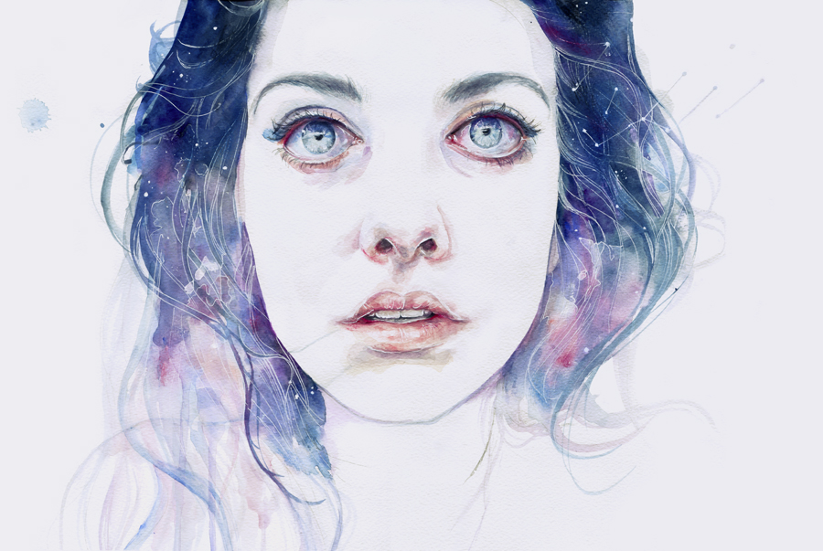 miss universe by agnes-cecile