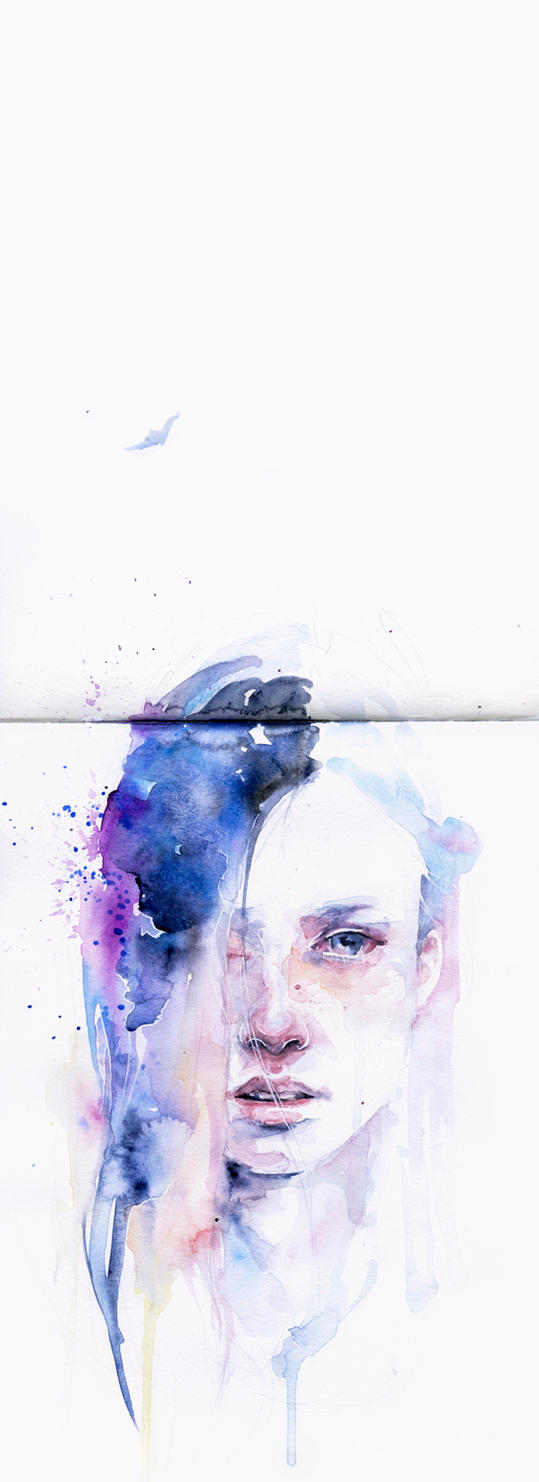 the water workshop I by agnes-cecile