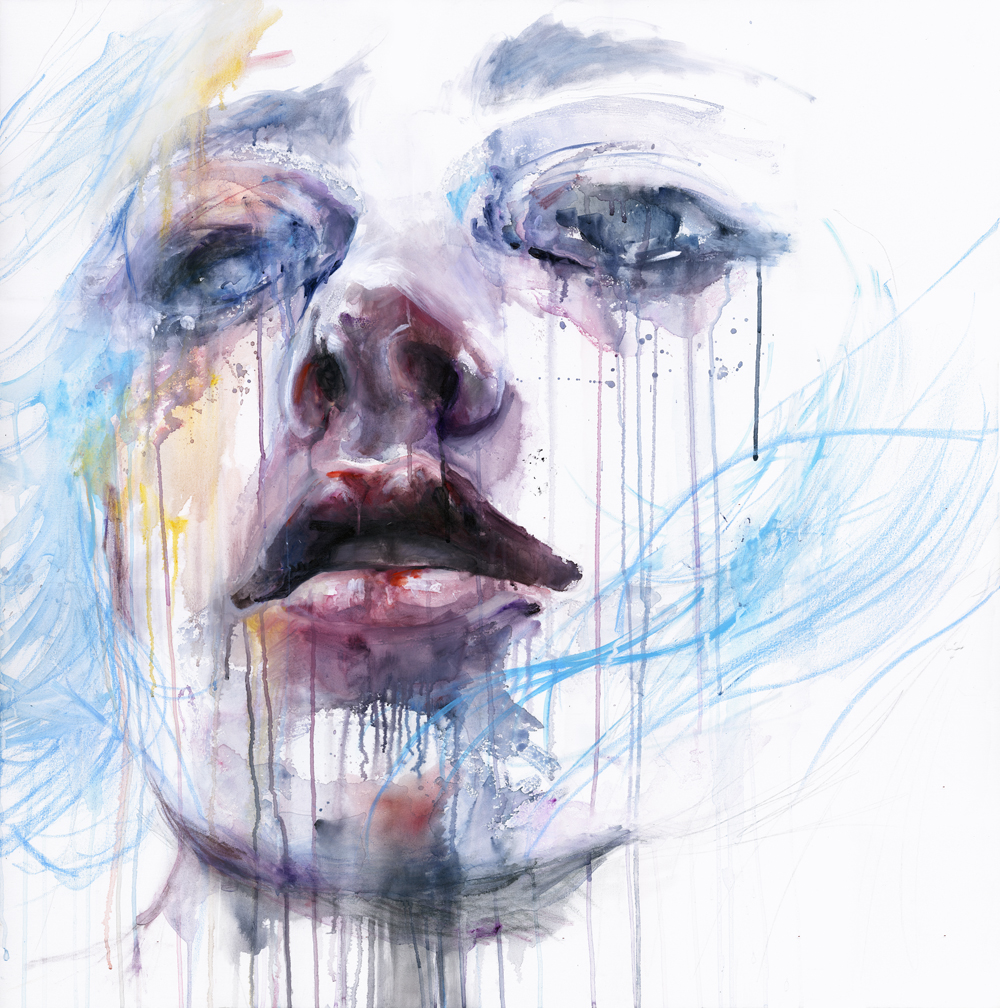 breathing by agnes-cecile