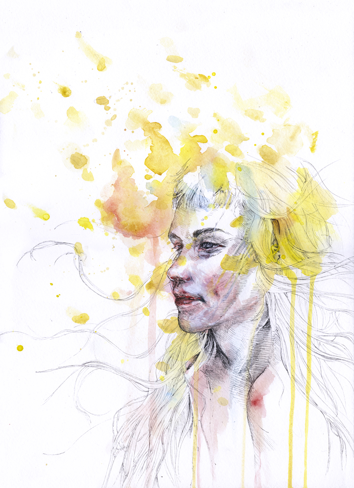 take your time by agnes-cecile
