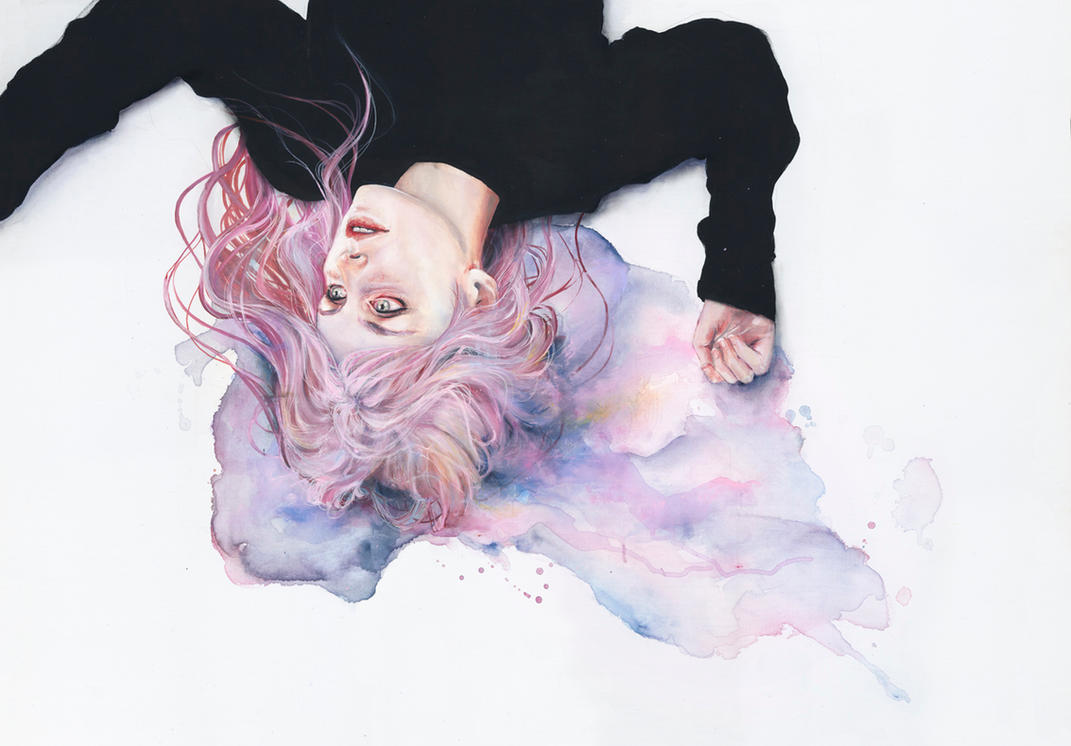 miss violence by agnes-cecile