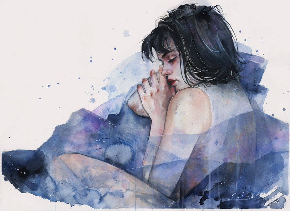 Fine On The Outside by agnes-cecile