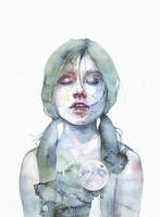 the smallest thing of the universe by agnes-cecile