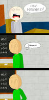 EVERYONE LOVES MATH THANKS TO BALDI !! by FANSHINE-ZERO