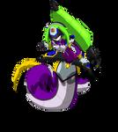 Raiki exe Hyper Cross Fusion by JunMakiTH5
