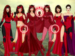 All Scarlet Witch