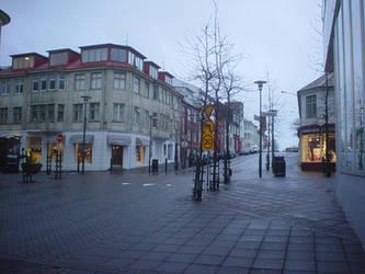 Reykjavik, Is - Fall '06 by kurocrash
