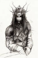 Feanor by shavra