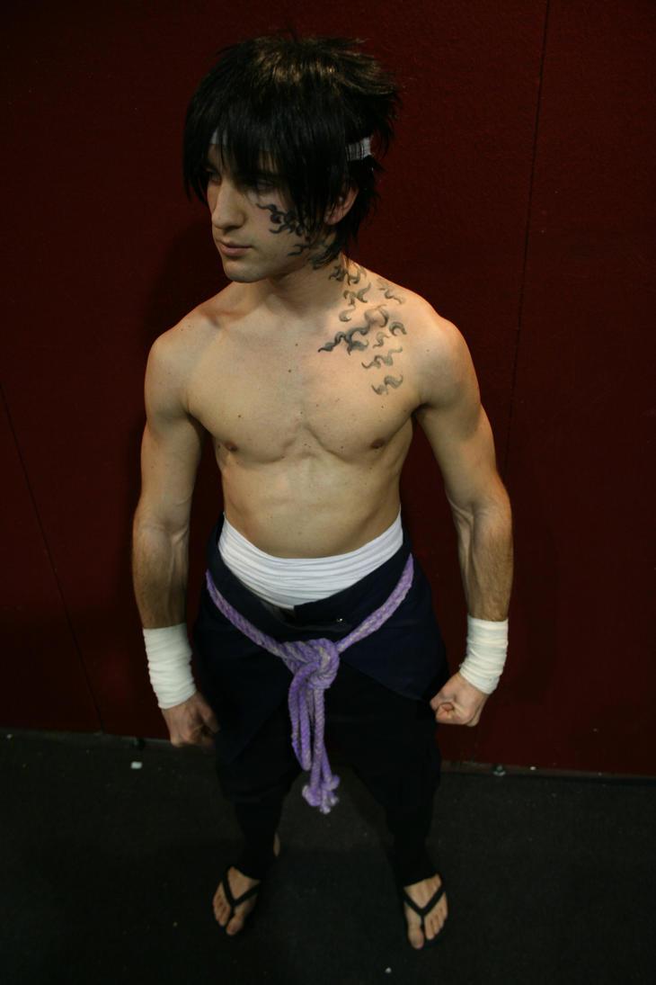 Sasuke Uchiha cosplay by SenninUzumaki