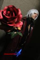 Dante,devil may cry 4 cosplay-Gentleman by SenninUzumaki