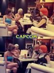 Simply Capcom by SenninUzumaki