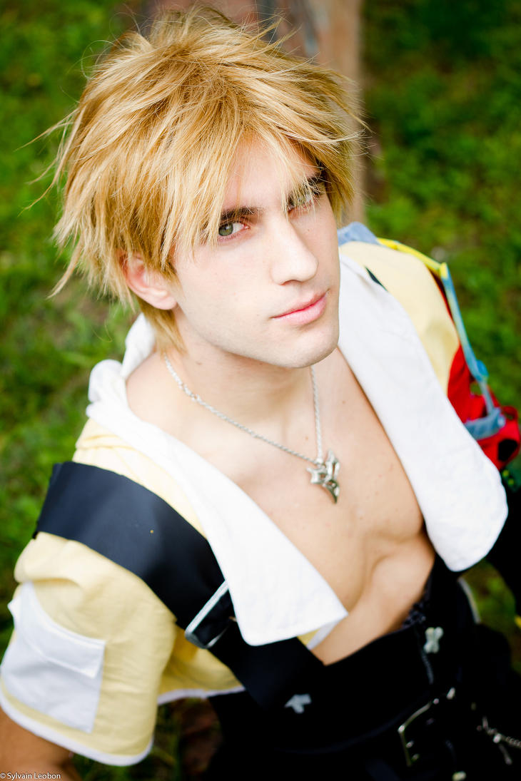 Tidus Final Fantasy X by SenninUzumaki