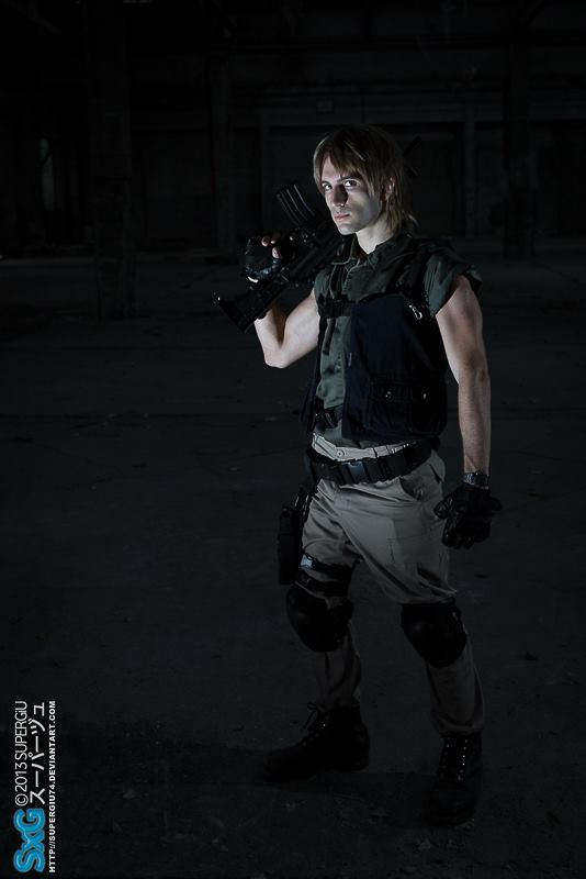 Carlos Oliveira, Resident Evil 3 by SenninUzumaki