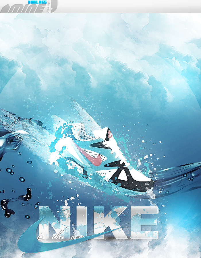 Ads Nike Company By Cooldes On Deviantart