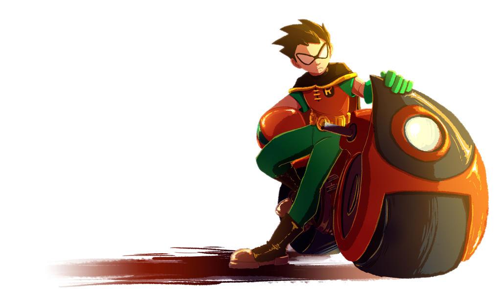 Teen Titans Robin Sexgames - Teen - Montreznouslevotrecom-9103