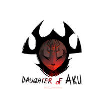 Daughter of Aku by CharlotteSketches